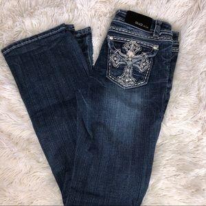 Grace In LA jeans kids size 16
